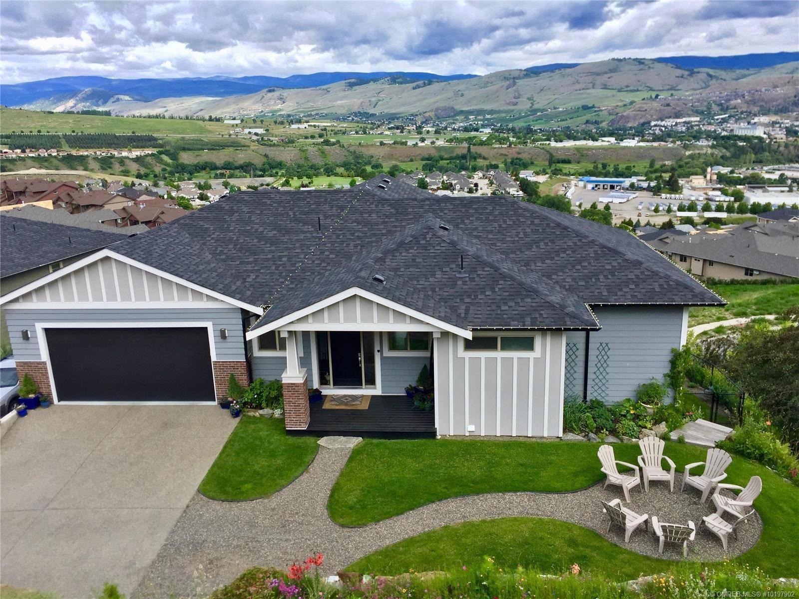 House for sale at 989 Mt Ida Ln Vernon British Columbia - MLS: 10197902