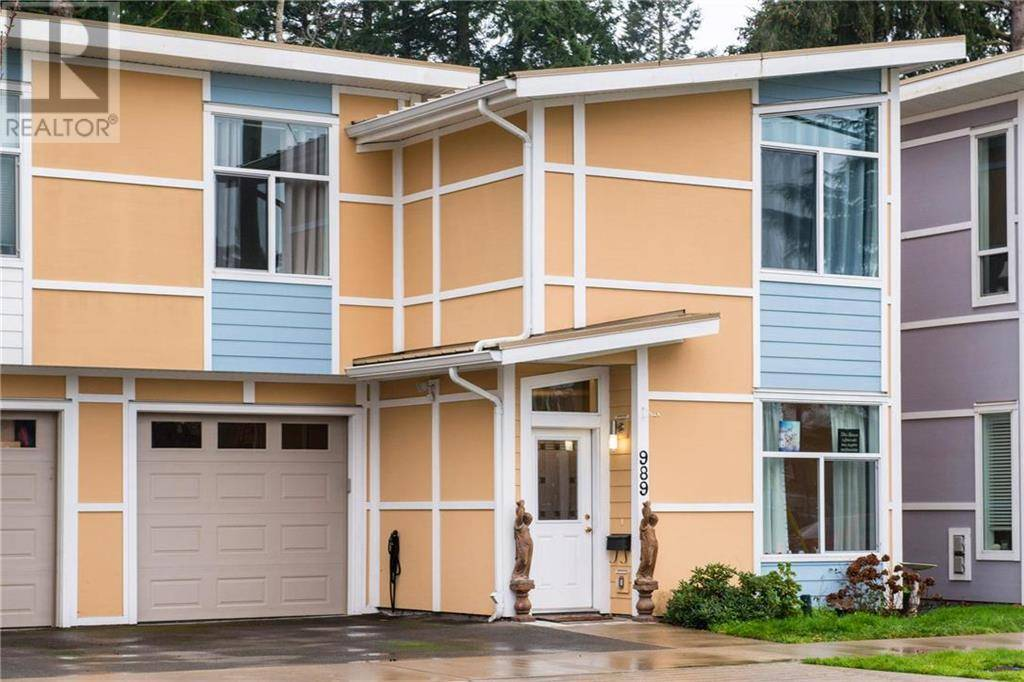 Townhouse for sale at 989 Walfred Rd Victoria British Columbia - MLS: 419449