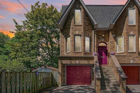 Townhouse for sale at 98 Curzon St Toronto Ontario - MLS: E4491424