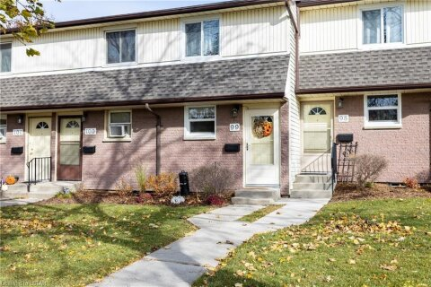 Townhouse for sale at 1919 Trafalgar St Unit 99 London Ontario - MLS: 40047620