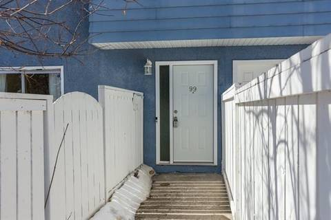 Townhouse for sale at 251 90 Ave Southeast Unit 99 Calgary Alberta - MLS: C4278863