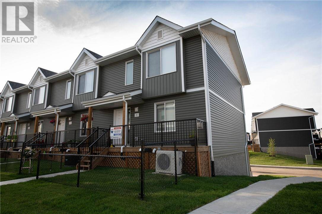 Townhouse for sale at 401 Athabasca Ave Unit 99 Fort Mcmurray Alberta - MLS: fm0186010