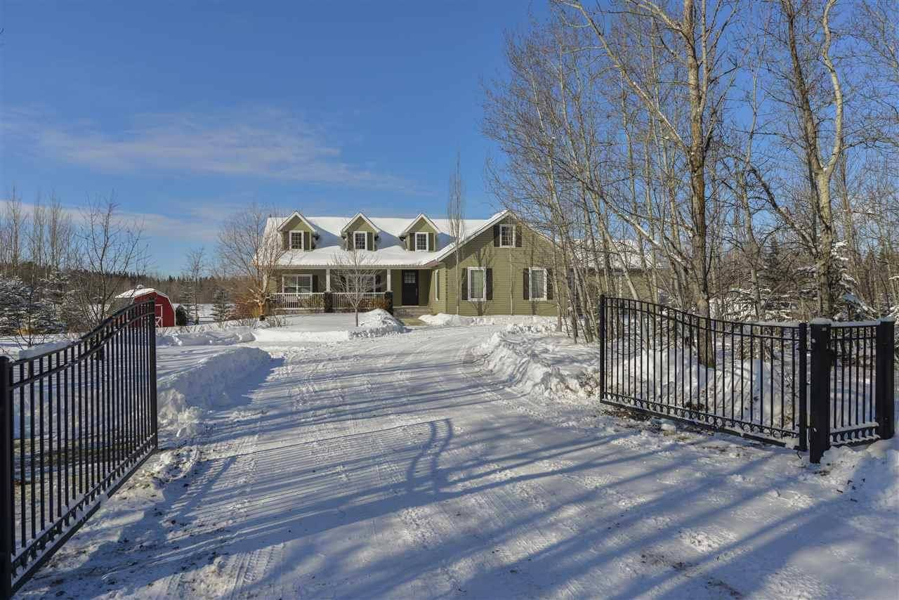 House for sale at 51420 Rge Rd Unit 99 Rural Parkland County Alberta - MLS: E4188010