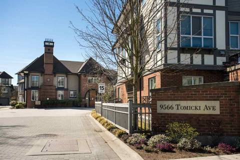 Townhouse for sale at 9566 Tomicki Ave Unit 99 Richmond British Columbia - MLS: R2428093