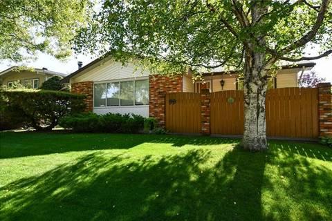 House for sale at 99 Baker Cres Northwest Calgary Alberta - MLS: C4281093