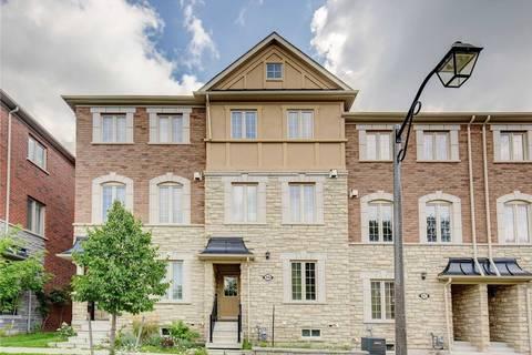 Townhouse for sale at 99 Battista Perri Dr Markham Ontario - MLS: N4555154