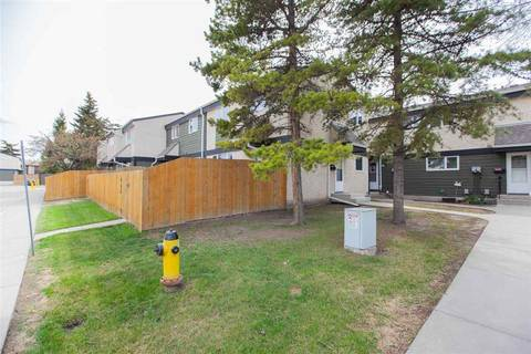 Townhouse for sale at 99 Belmead Gdns Nw Edmonton Alberta - MLS: E4156272