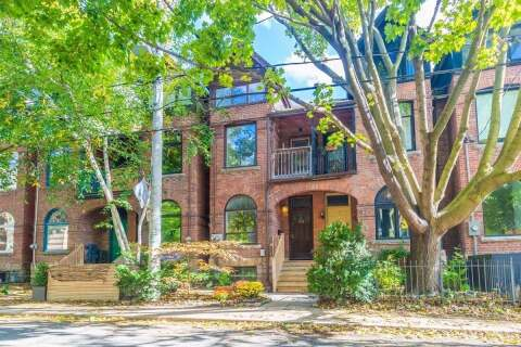 Townhouse for sale at 99 Boulton Ave Toronto Ontario - MLS: E4960245