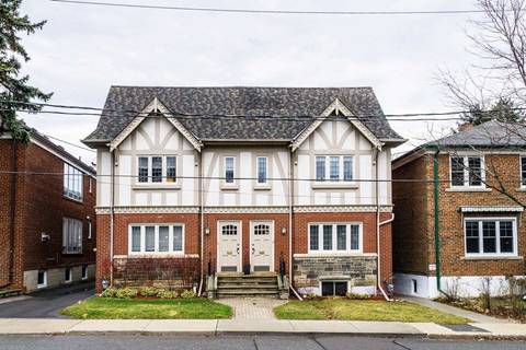 Townhouse for rent at 99 Braemar Ave Toronto Ontario - MLS: C4420648