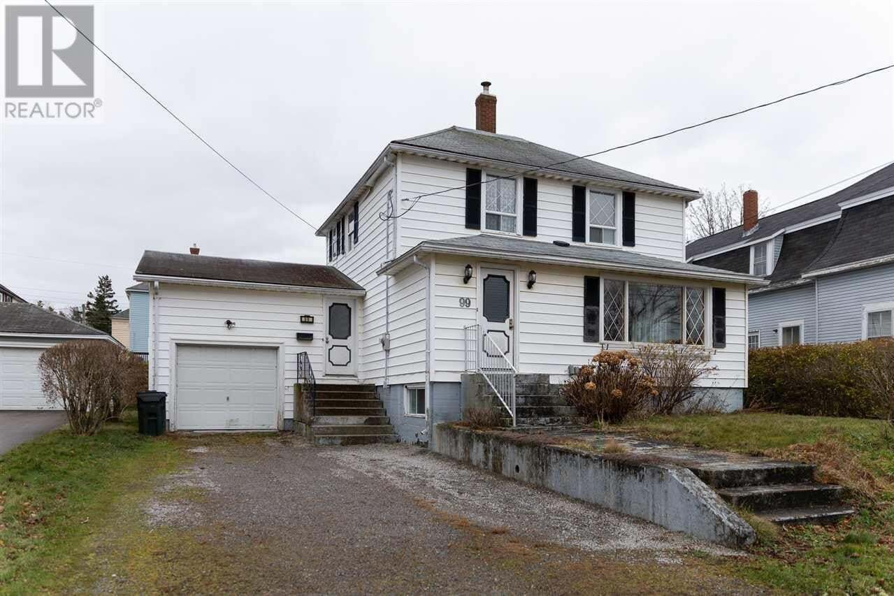 House for sale at 99 Brunswick St Yarmouth Nova Scotia - MLS: 201927053