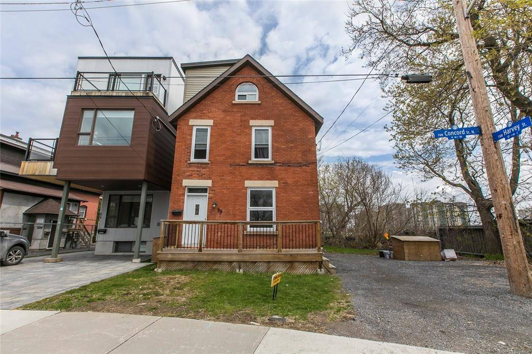 House for sale at 99 Concord St N Ottawa Ontario - MLS: 1152517