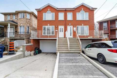 Townhouse for sale at 99 Cordella Ave Toronto Ontario - MLS: W4771032