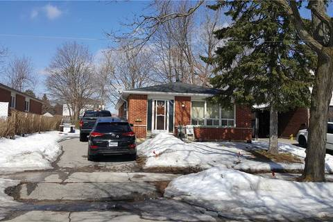 House for sale at 99 Dowswell Dr Toronto Ontario - MLS: E4386823
