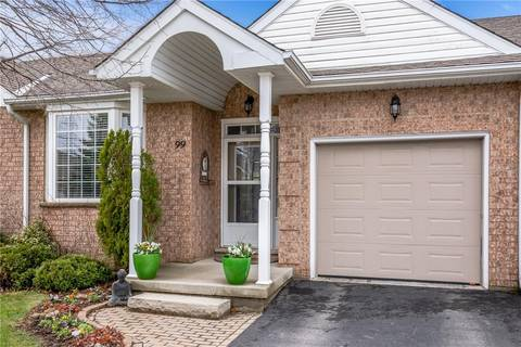 Townhouse for sale at 99 Egret Dr Glanbrook Ontario - MLS: H4052615