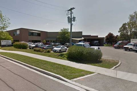 Commercial property for lease at 99 Engelhard Dr Aurora Ontario - MLS: N4749439