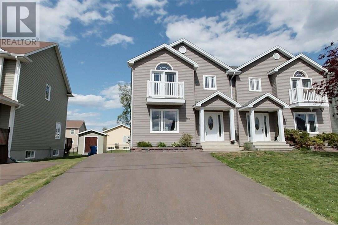House for sale at 99 Gagnon  Moncton New Brunswick - MLS: M128788