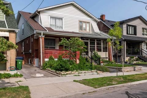 Townhouse for sale at 99 Glebemount Ave Toronto Ontario - MLS: E4518653