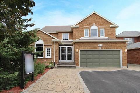 House for sale at 99 Glenabbey Dr Clarington Ontario - MLS: E4577256