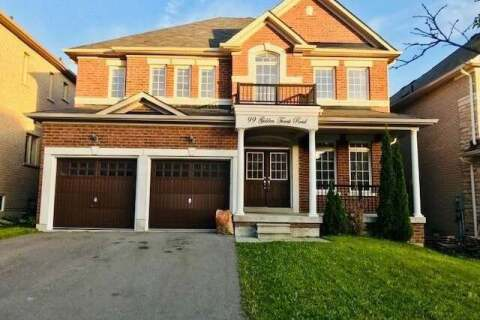 House for sale at 99 Golden Forest Rd Vaughan Ontario - MLS: N4783655