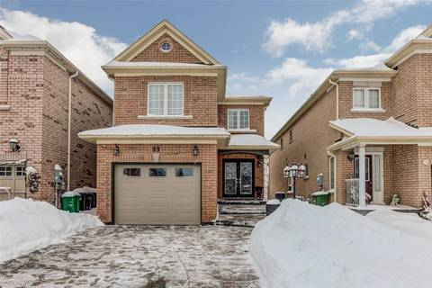 House for sale at 99 Headwater Rd Caledon Ontario - MLS: W4424021