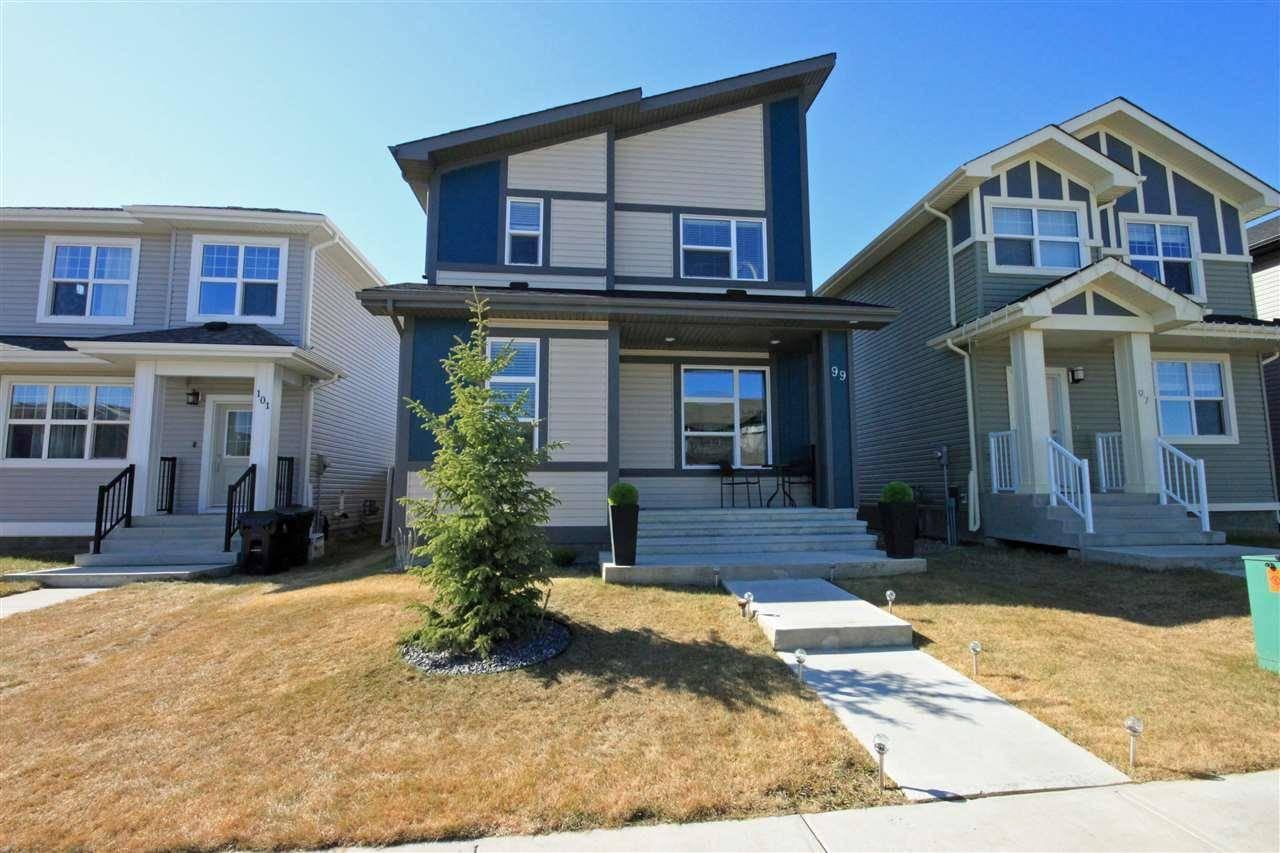 House for sale at 99 Hudson Cv  Spruce Grove Alberta - MLS: E4195818