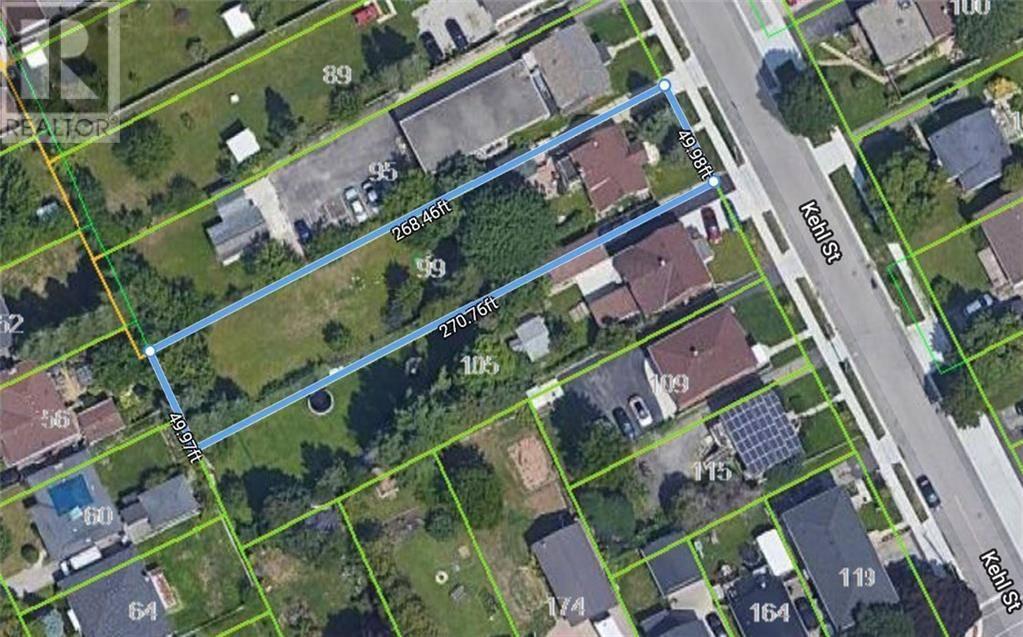 Residential property for sale at 99 Kehl St Kitchener Ontario - MLS: 30784542