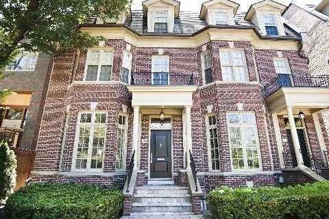 Townhouse for rent at 99 Lonsdale Rd Toronto Ontario - MLS: C4679952