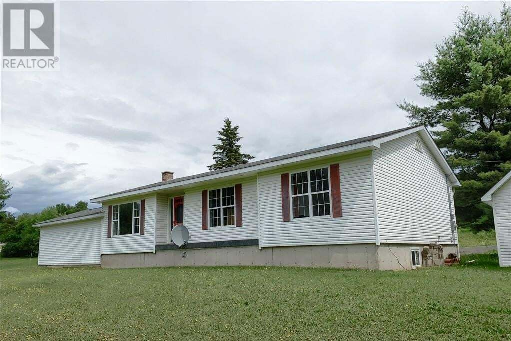 House for sale at 99 Main St Chipman New Brunswick - MLS: NB045635