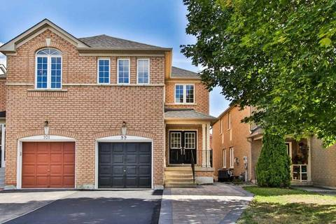 Townhouse for rent at 99 Maple Sugar Ln Vaughan Ontario - MLS: N4684082