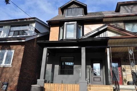 Townhouse for sale at 99 Monarch Park Ave Toronto Ontario - MLS: E4732135