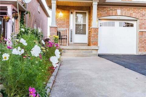 Townhouse for sale at 99 Morningmist St Brampton Ontario - MLS: W4919756