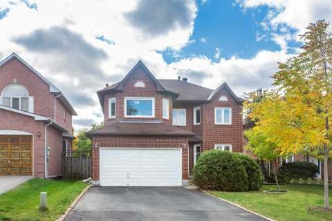 House for sale at 99 Morrison Cres Markham Ontario - MLS: N4955872