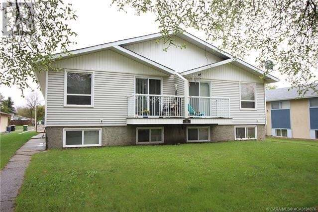 Townhouse for sale at 99 Mount Pleasant Dr Camrose Alberta - MLS: ca0194074