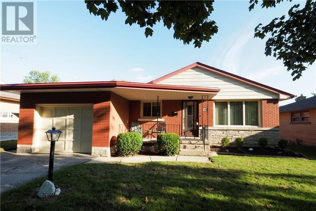 House for sale at 99 Noecker St Waterloo Ontario - MLS: 30765986