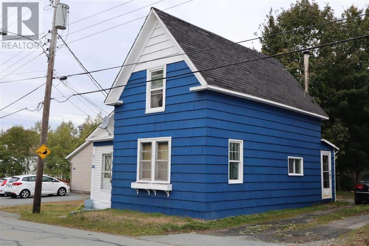 House for sale at 99 Payzant St Liverpool Nova Scotia - MLS: 202019855