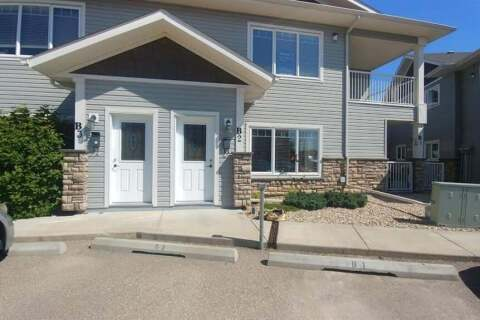 Townhouse for sale at 99 Pioneer  Wy Blackfalds Alberta - MLS: A1008447