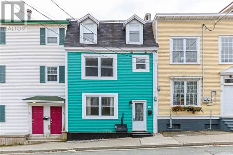 House for sale at 99 Pleasant St St. John's Newfoundland - MLS: 1193305