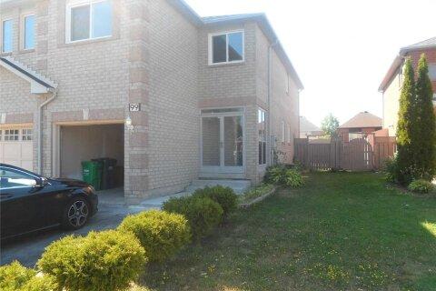 Townhouse for rent at 99 Saddletree Tr Brampton Ontario - MLS: W4992017