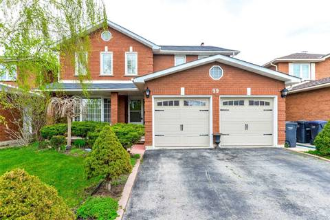 House for sale at 99 Sunforest Dr Brampton Ontario - MLS: W4450688