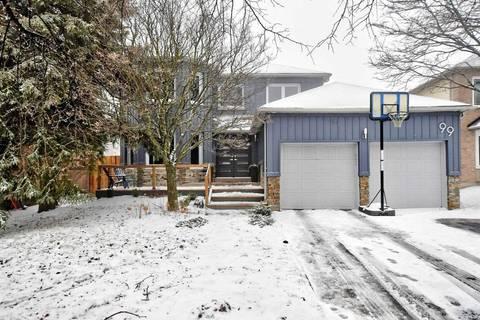 House for sale at 99 Tamarac Tr Aurora Ontario - MLS: N4668179
