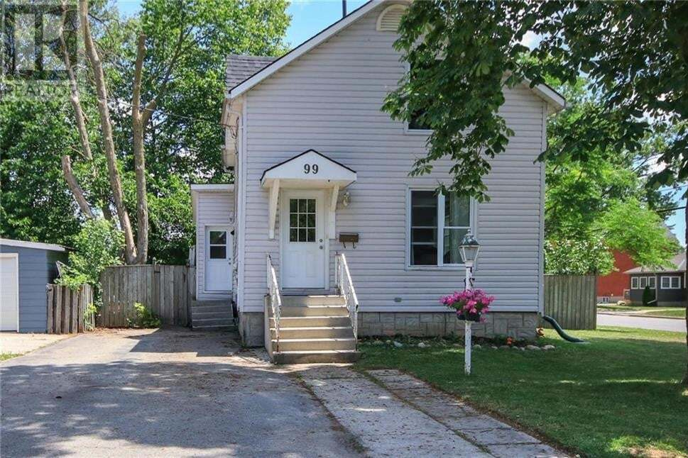 House for sale at 99 Taylor St Stratford Ontario - MLS: 30818785