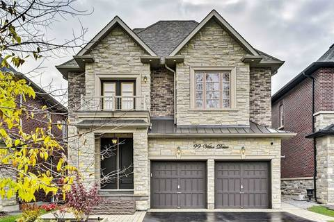 House for sale at 99 Vitlor Dr Richmond Hill Ontario - MLS: N4629670