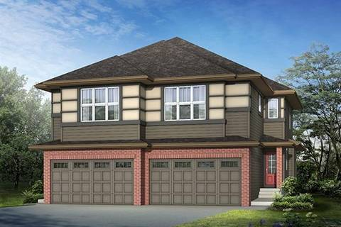 Townhouse for sale at 99 Walcrest Wy Southeast Calgary Alberta - MLS: C4292491