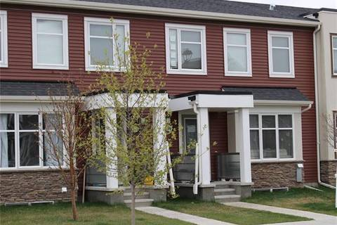Townhouse for sale at 99 Windford Dr Southwest Airdrie Alberta - MLS: C4254396