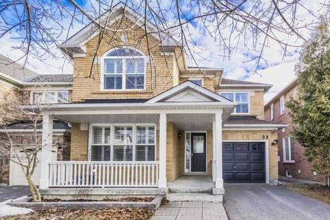 House for rent at 99 Winston Castle Dr Markham Ontario - MLS: N4461482