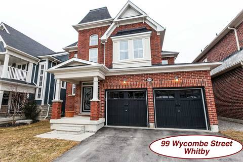House for sale at 99 Wycombe St Whitby Ontario - MLS: E4407361