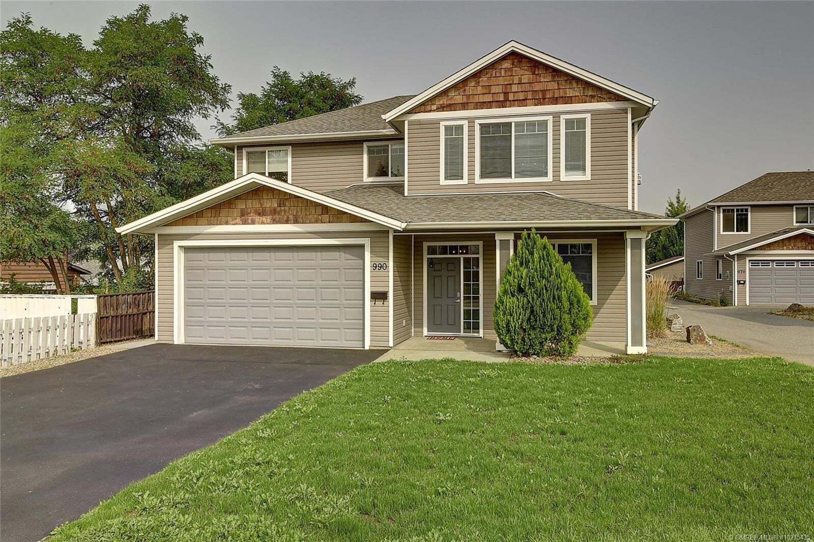 House for sale at 990 Graham Rd Kelowna British Columbia - MLS: 10215435