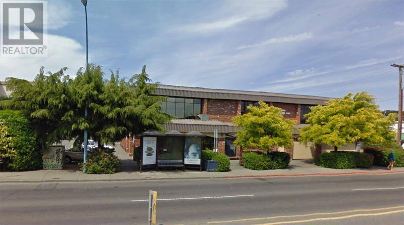 Commercial property for lease at 990 Hillside Ave Victoria British Columbia - MLS: 419927