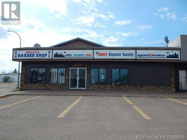Commercial property for sale at 9901 100 Ave High Level Alberta - MLS: GP208220