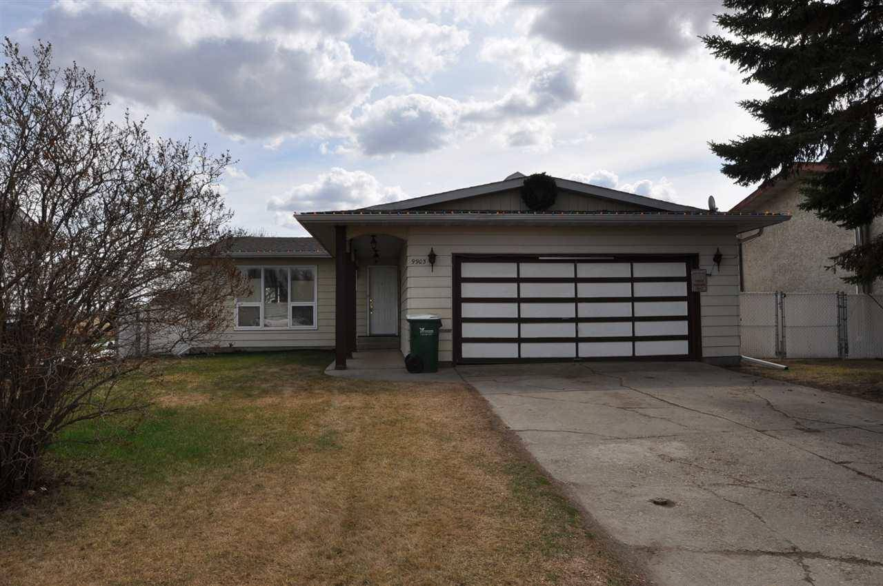 House for sale at 9903 95 Ave Morinville Alberta - MLS: E4192195